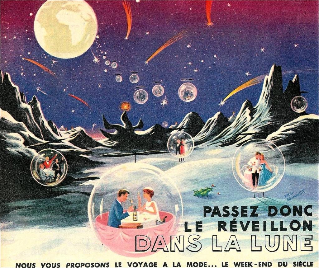 Paul Grimault affiche publicitaire